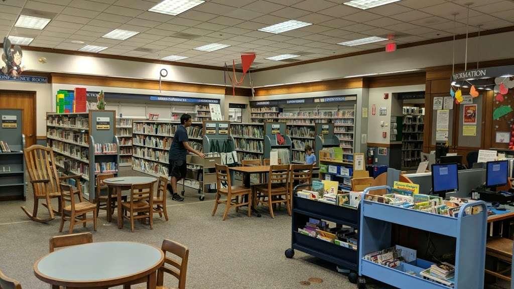 Mary Riley Styles Public Library - library  | Photo 1 of 10 | Address: 120 N Virginia Ave, Falls Church, VA 22046, USA | Phone: (703) 248-5030
