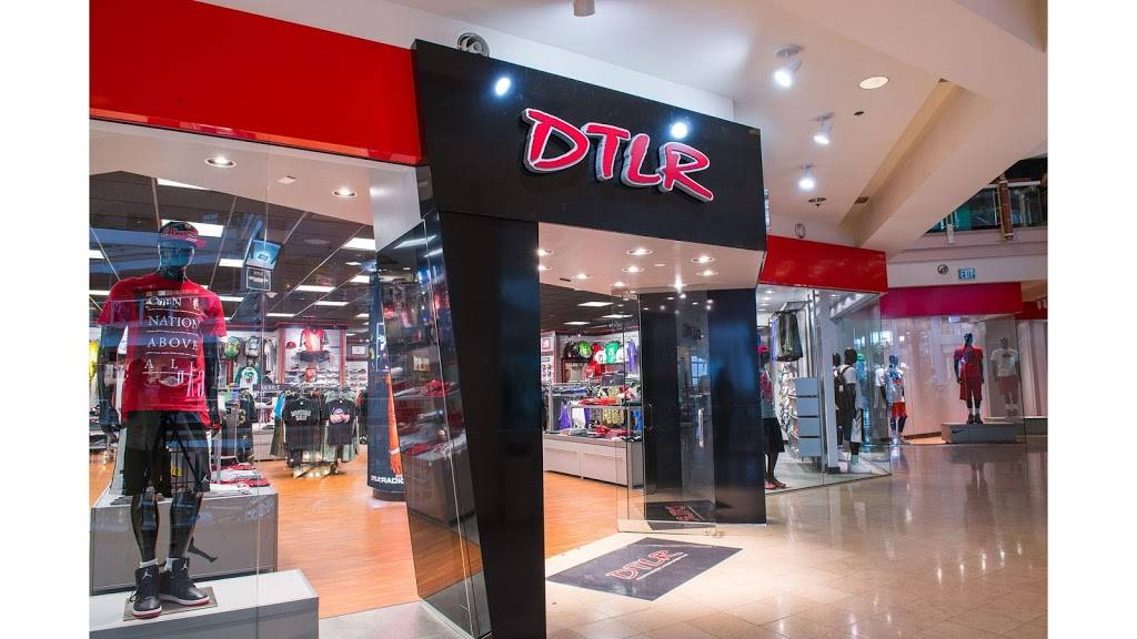 DTLR - shoe store  | Photo 1 of 2 | Address: 880 N Military Hwy, Norfolk, VA 23502, USA | Phone: (757) 455-0733