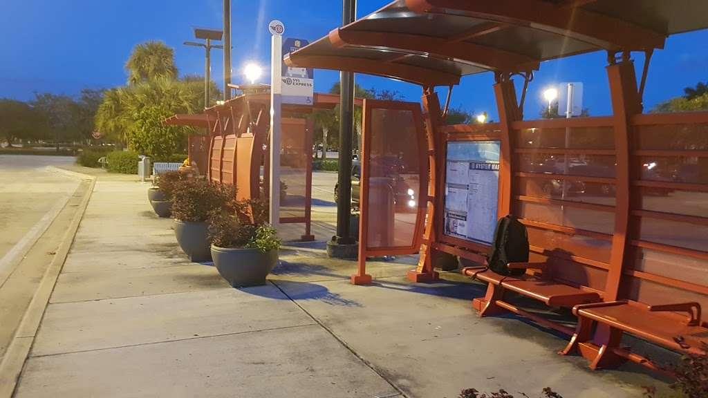 Sunrise Park & Ride - bus station  | Photo 1 of 1 | Address: Sunrise, FL 33323, USA