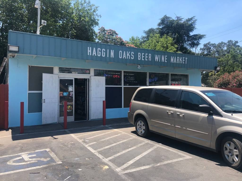 Haggin Oaks Market - convenience store  | Photo 1 of 4 | Address: 3560 Del Paso Blvd, Sacramento, CA 95838, USA | Phone: (916) 514-1870