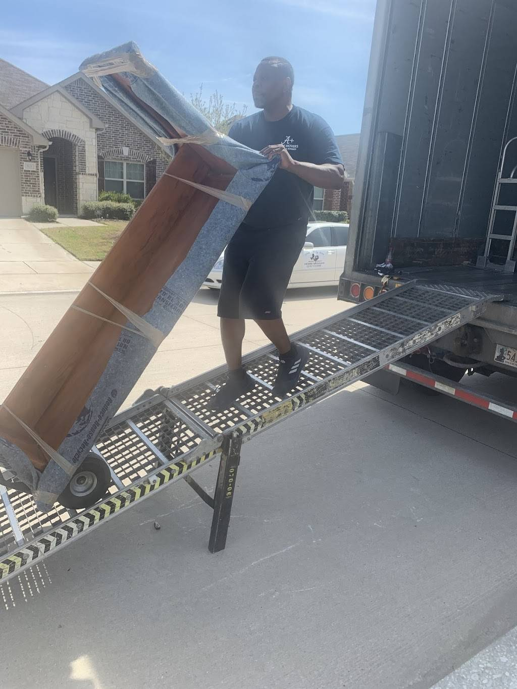 A+ Home Movers - moving company  | Photo 5 of 7 | Address: 8418 Coventry Dr, Rowlett, TX 75089, USA | Phone: (214) 715-0260