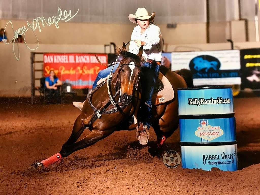 Becky Hellums Western Riding School - travel agency  | Photo 7 of 10 | Address: 2609 Holmes Rd, Richmond, TX 77469, USA | Phone: (281) 342-5355