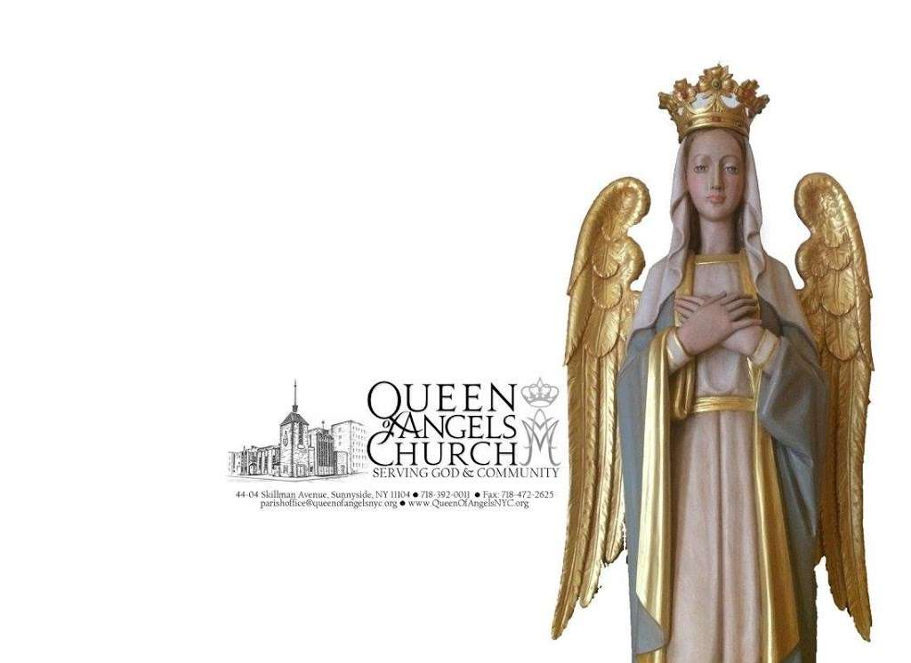 Queen of Angels Church - church  | Photo 1 of 10 | Address: 44-04 Skillman Ave, Sunnyside, NY 11104, USA | Phone: (718) 392-0011