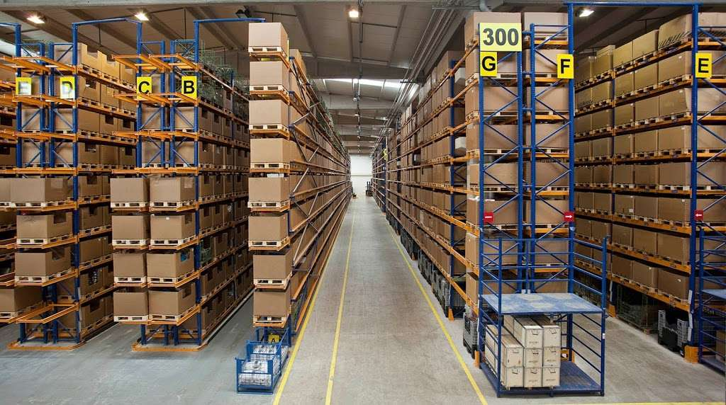 Advanced Warehouse Inc. - storage  | Photo 1 of 1 | Address: 20 Enterprise Ave N, Secaucus, NJ 07094, USA | Phone: (551) 257-7070