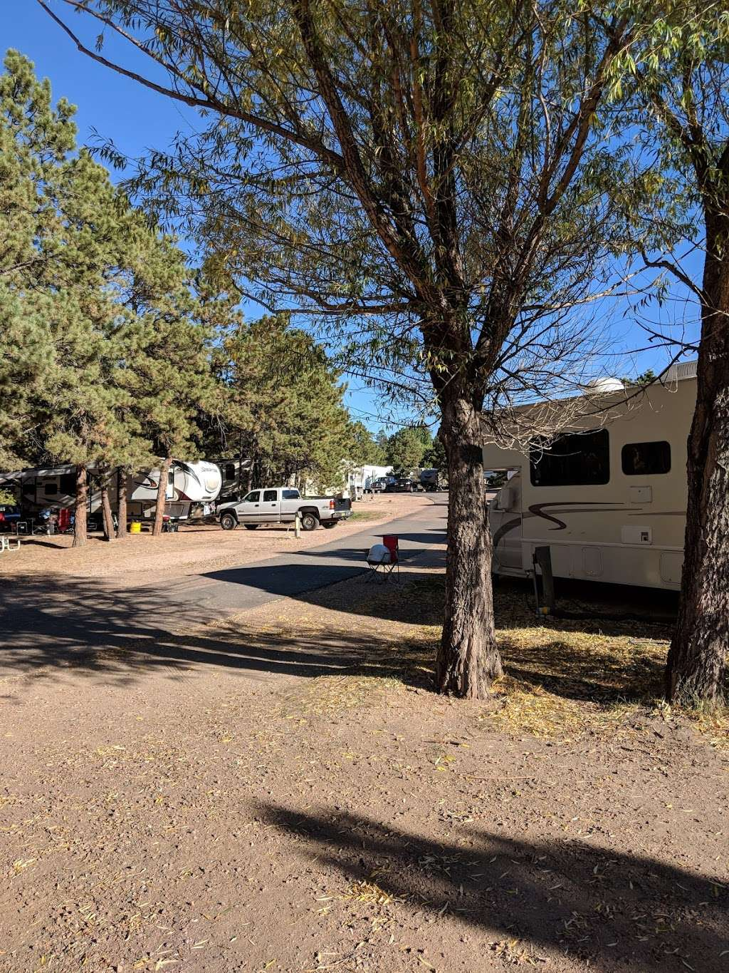 Colorado Heights Camping Resort - campground  | Photo 3 of 10 | Address: 19575 Monument Hill Rd, Monument, CO 80132, USA | Phone: (719) 481-2336