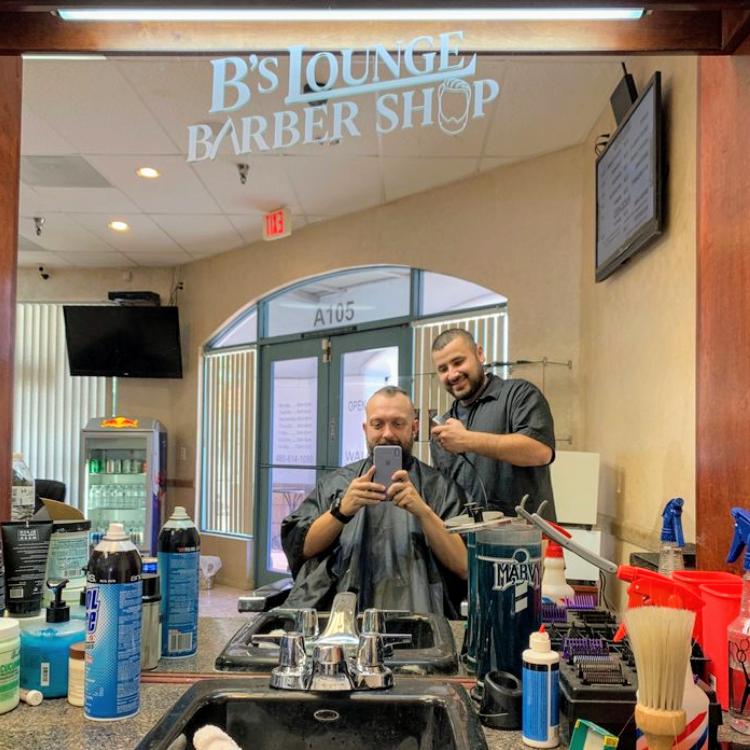 Bs Lounge Barber Shop - hair care  | Photo 8 of 10 | Address: 10105 E Vía Linda, Scottsdale, AZ 85258, USA | Phone: (480) 614-1088