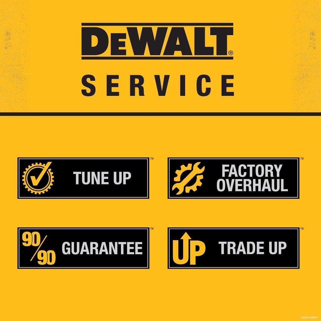 DEWALT Service Center - store  | Photo 6 of 9 | Address: 901 S Rohlwing Rd A, Addison, IL 60101, USA | Phone: (630) 521-1097
