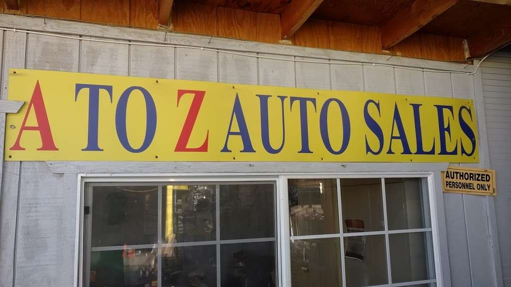 A To Z Auto Parts >> A To Z New Used Lancaster Auto Parts Car Repair 42137 4th St E