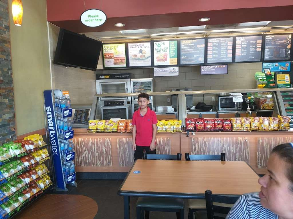 Subway - restaurant  | Photo 9 of 10 | Address: 9842 National Blvd, Los Angeles, CA 90034, USA | Phone: (310) 287-0330