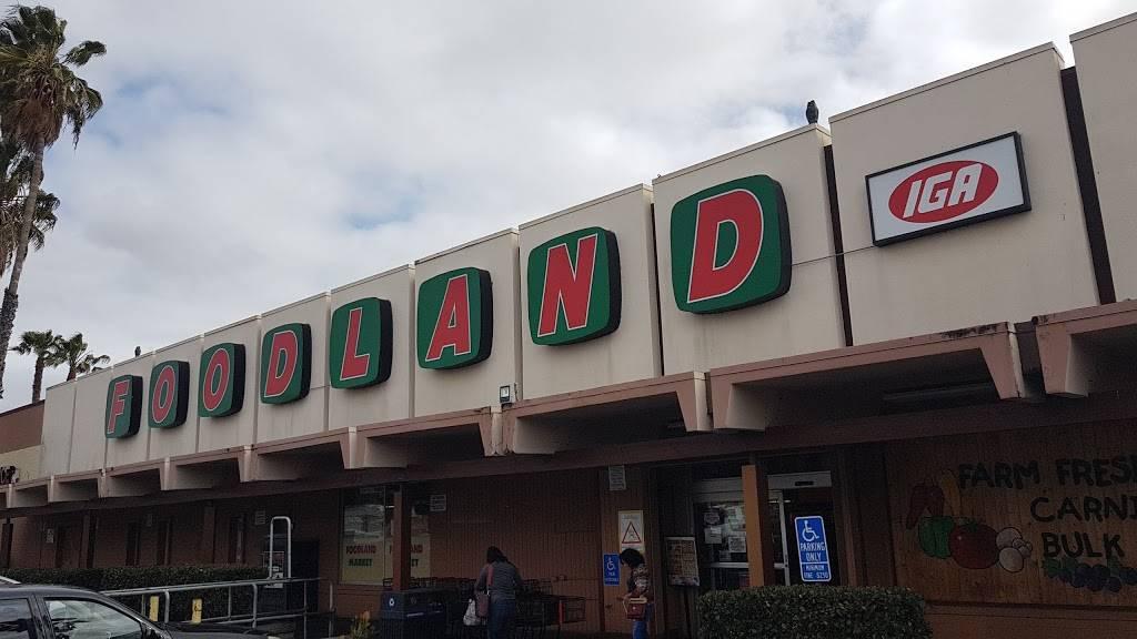 Foodland San Diego CA - supermarket    Photo 5 of 10   Address: 5075 Federal Blvd, San Diego, CA 92102, USA   Phone: (619) 262-9992
