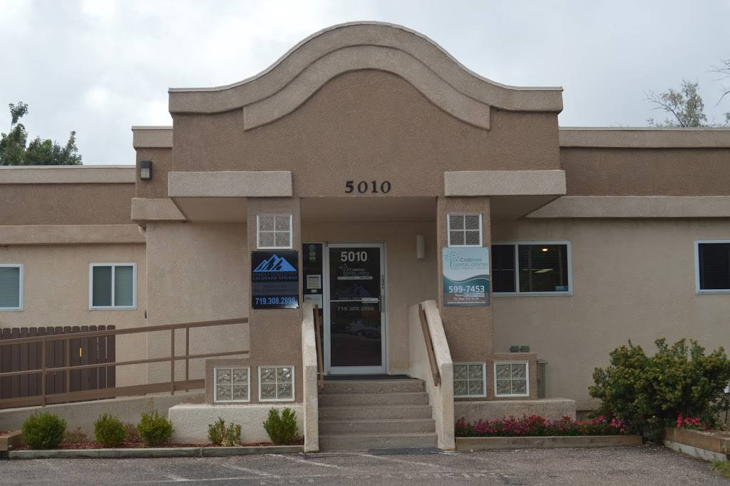 Family Dentistry of Colorado Springs - dentist    Photo 4 of 10   Address: 5010 El Camino Dr ste a, Colorado Springs, CO 80918, USA   Phone: (719) 308-2898