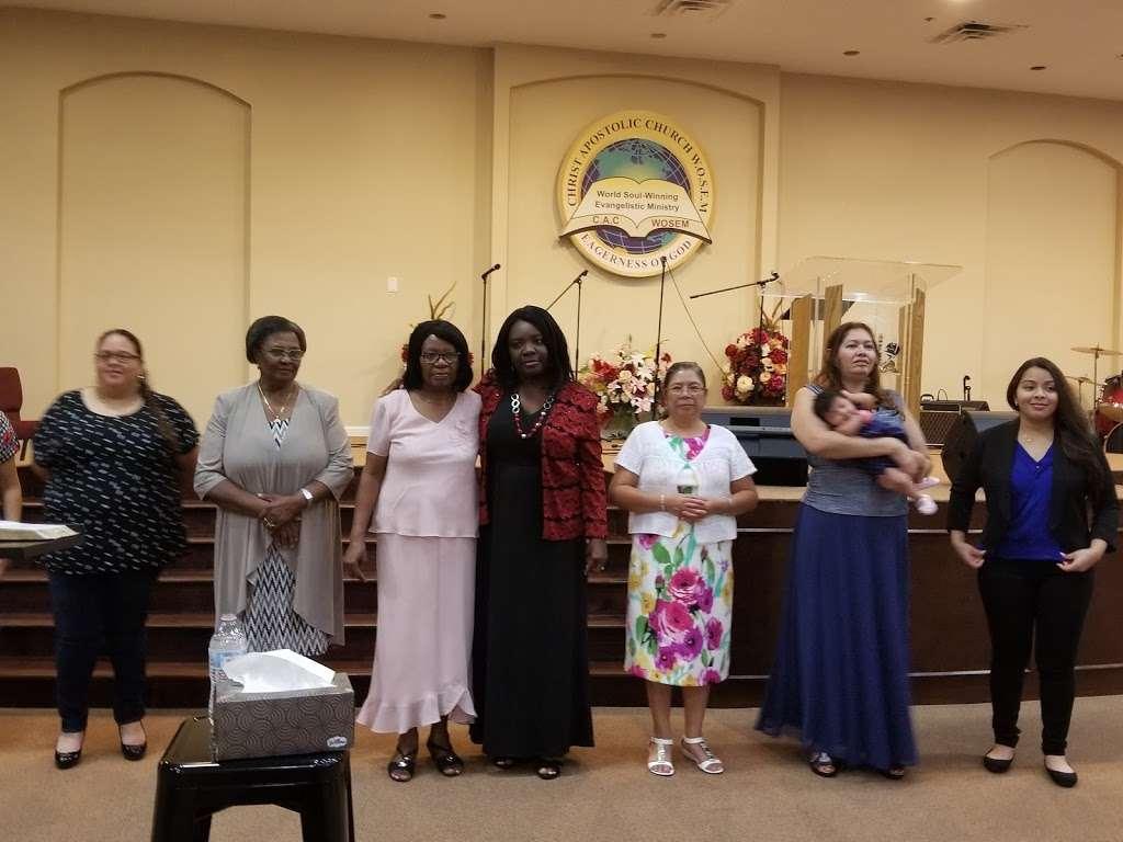 Christ Apostolic Church - church    Photo 2 of 3   Address: 11601 Ormandy St, Houston, TX 77035, USA   Phone: (713) 721-3377