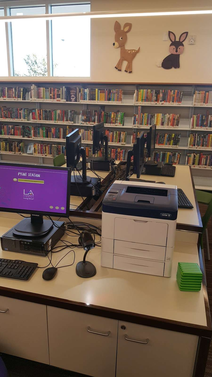 Los Nietos Library - library  | Photo 7 of 10 | Address: 8511 Duchess Dr, Whittier, CA 90606, USA | Phone: (562) 695-0708