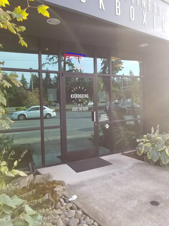 Fierce Fitness Kickboxing - gym  | Photo 8 of 10 | Address: 7800 SW Durham Rd STE 300, Portland, OR 97224, USA | Phone: (503) 245-9500