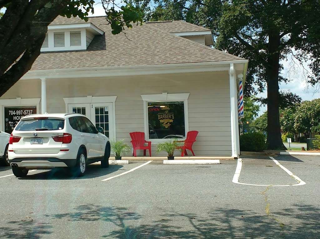 A Barbers Bar & Cafe - hair care    Photo 8 of 10   Address: 19801 S Main St #1, Cornelius, NC 28031, USA   Phone: (704) 997-5737