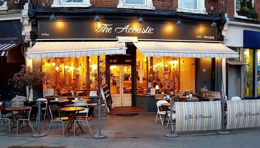 Image result for acoustic newington green