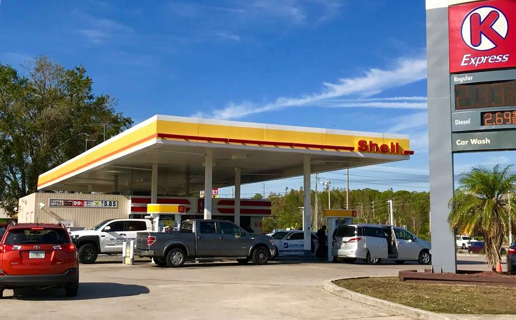 Shell - gas station  | Photo 1 of 10 | Address: 12360 FL-535, Orlando, FL 32836, USA | Phone: (407) 235-0700