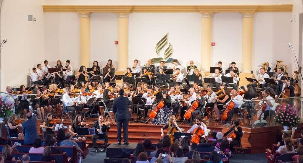 Hollywood Spanish Seventh-day Adventist Church - church    Photo 5 of 10   Address: 1808 Van Buren St, Hollywood, FL 33020, USA