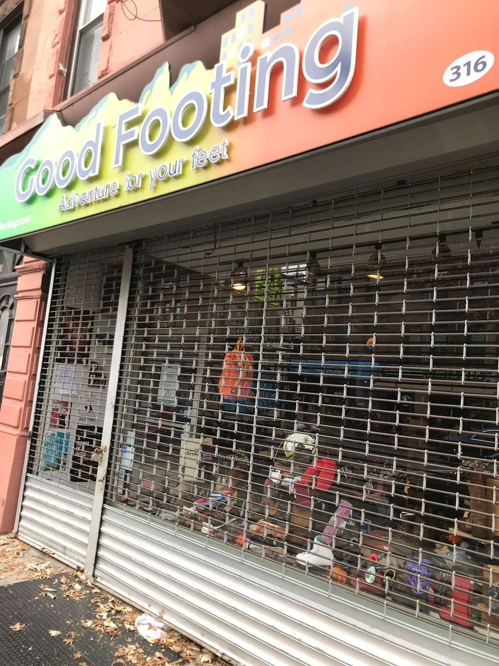 Good Footing - shoe store  | Photo 1 of 8 | Address: 316 7th Ave, Brooklyn, NY 11215, USA | Phone: (718) 768-9500