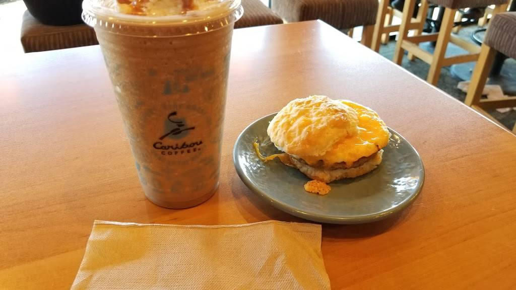 Caribou Coffee - cafe  | Photo 4 of 9 | Address: 9420 N 36th Ave, New Hope, MN 55427, USA | Phone: (763) 546-1818