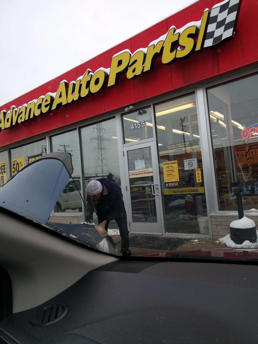 Advance Auto Parts - car repair  | Photo 5 of 10 | Address: 4155 S 76th St, Milwaukee, WI 53220, USA | Phone: (414) 546-1311