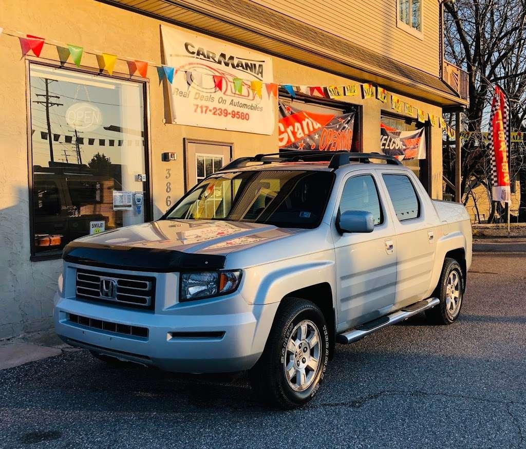 CarMania, LLC - car dealer  | Photo 2 of 10 | Address: 386 W Market St, Hallam, PA 17406, USA | Phone: (717) 239-9580