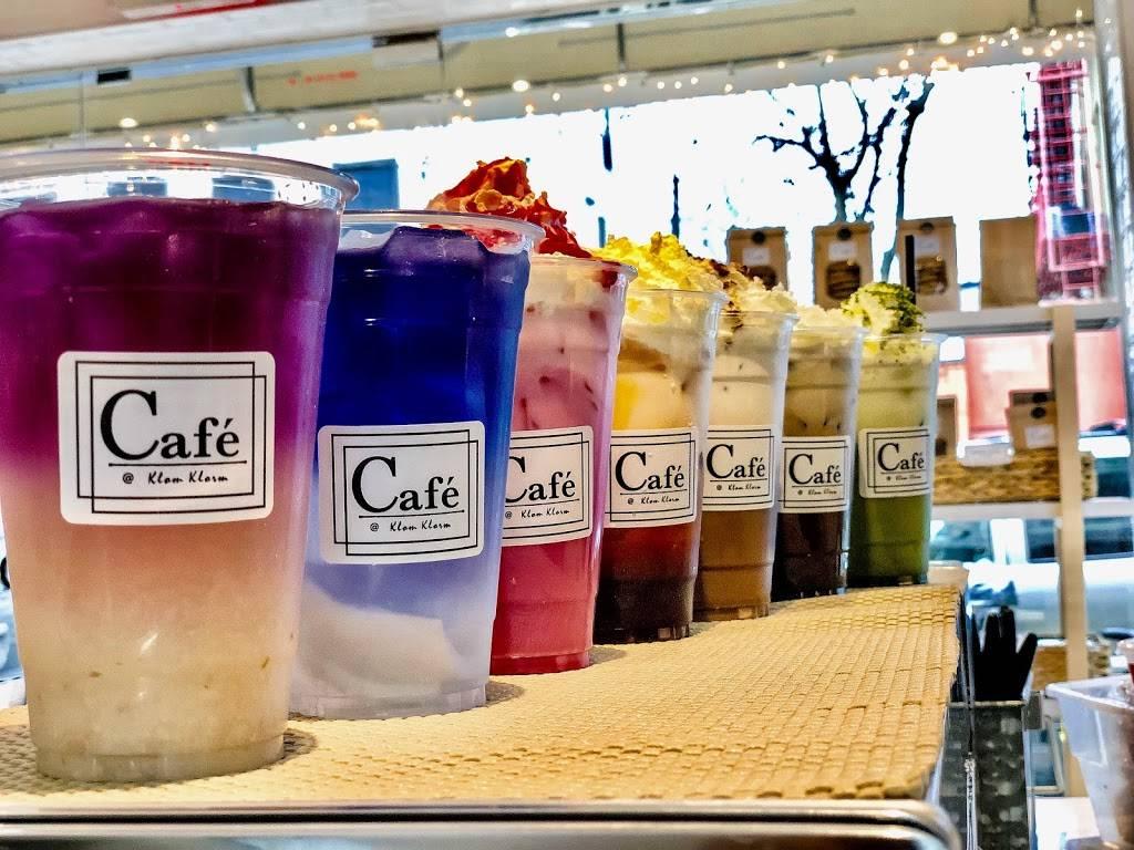Cafe at Klom Klorm - cafe  | Photo 2 of 9 | Address: 371 Himrod St, Brooklyn, NY 11237, USA | Phone: (718) 366-3670