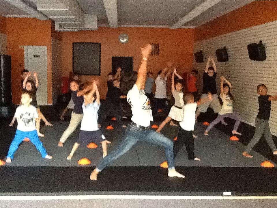 Zentai Martial Arts and After School Program - gym  | Photo 8 of 10 | Address: 575 Ridge Rd, North Arlington, NJ 07031, USA | Phone: (201) 431-5425