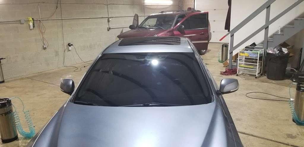 EMJ WINDOW TINT SPECIALISTS - car repair  | Photo 8 of 10 | Address: 2291 Cornell Ave, Montgomery, IL 60538, USA | Phone: (224) 318-6134
