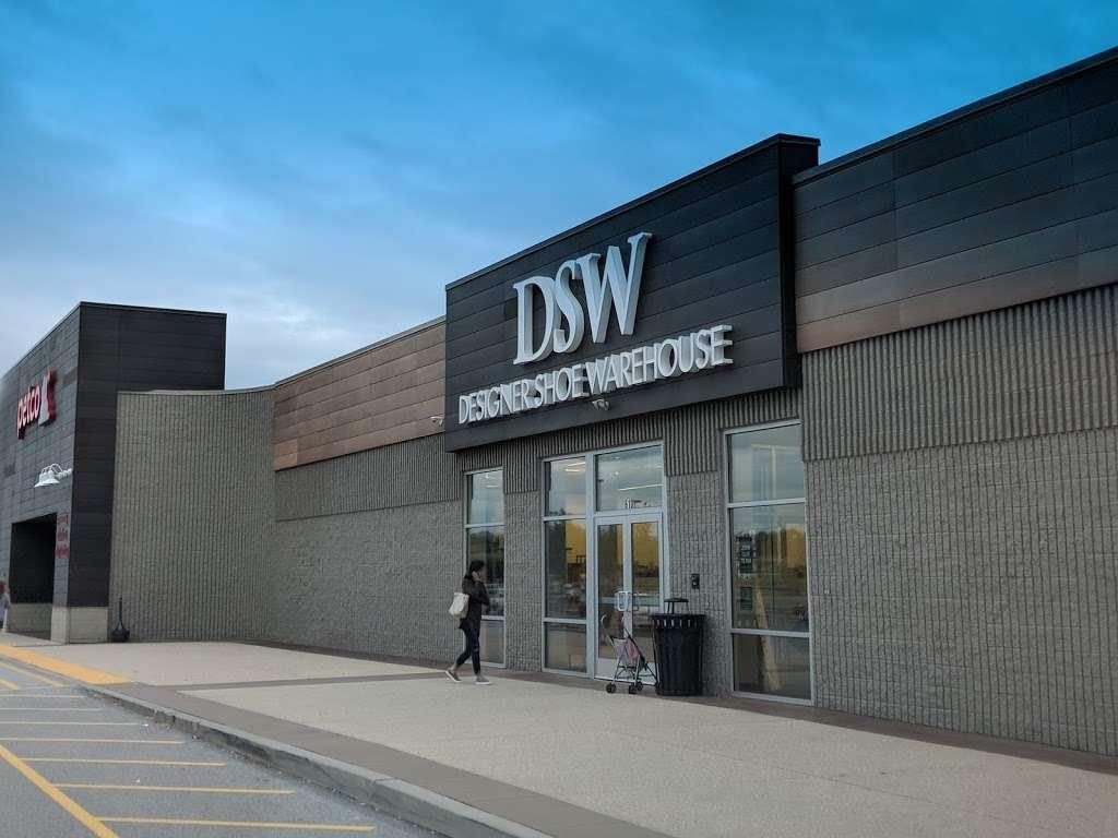 DSW Designer Shoe Warehouse, 610 Town