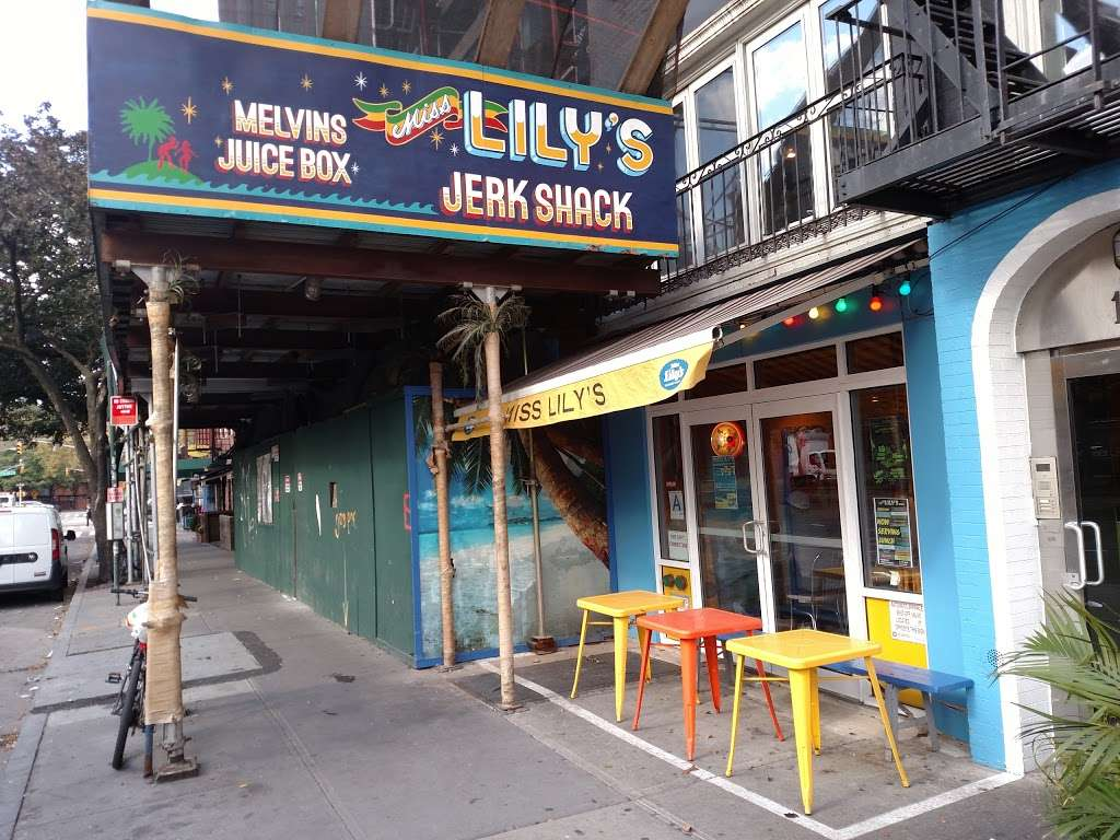 Miss Lilys - restaurant  | Photo 3 of 10 | Address: 132 W Houston St, New York, NY 10012, USA | Phone: (212) 812-1482