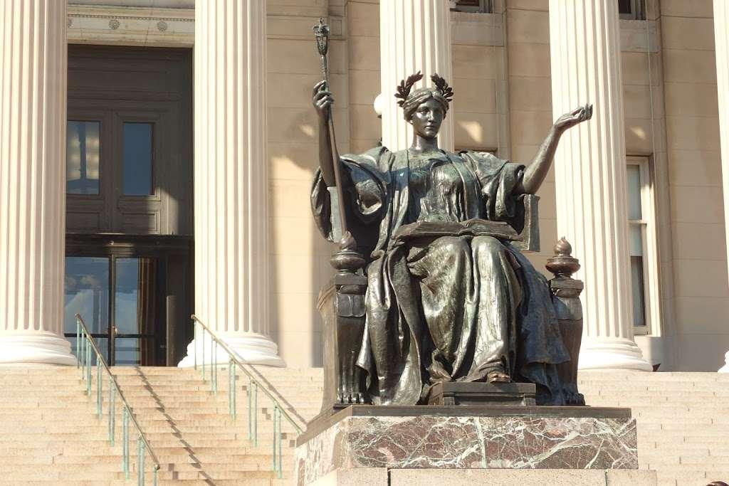 Columbia University - university  | Photo 10 of 10 | Address: 116th St & Broadway, New York, NY 10027, USA | Phone: (212) 854-1754