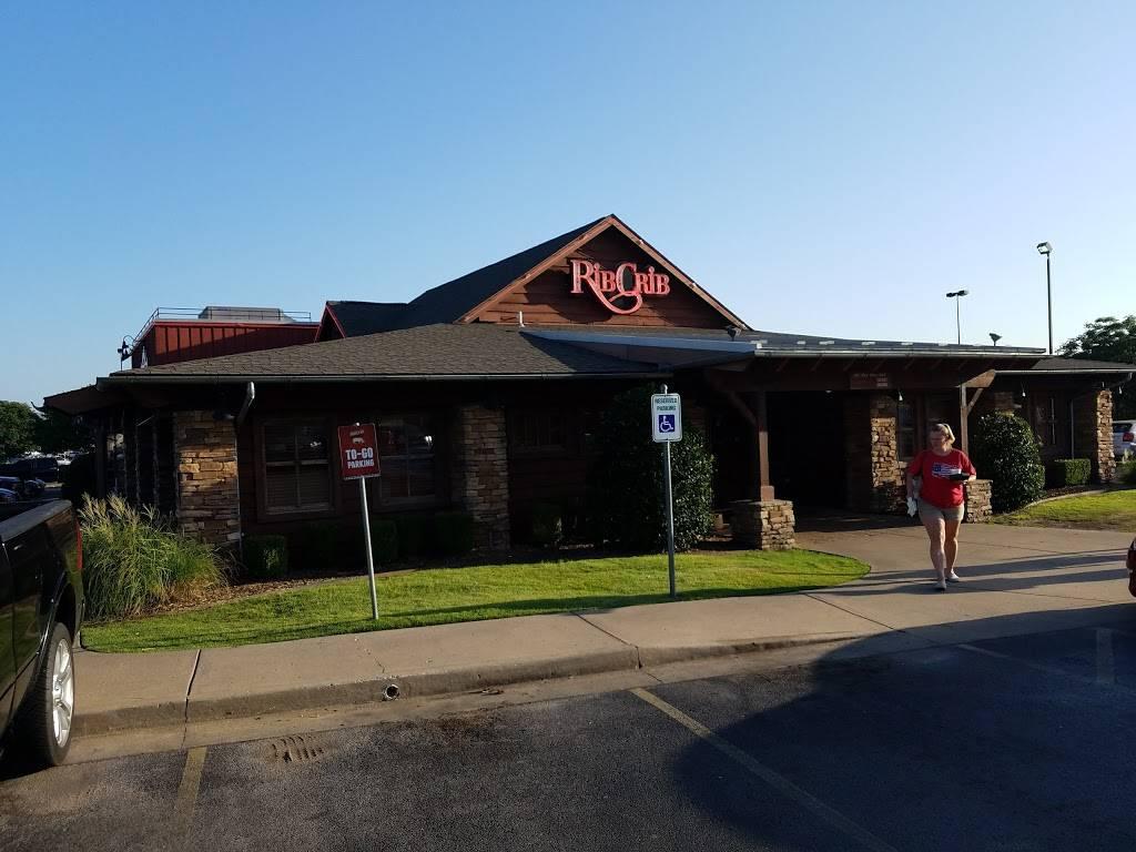 RibCrib BBQ & Grill - restaurant    Photo 1 of 10   Address: 450 W Wekiwa Rd, Sand Springs, OK 74063, USA   Phone: (918) 241-5200