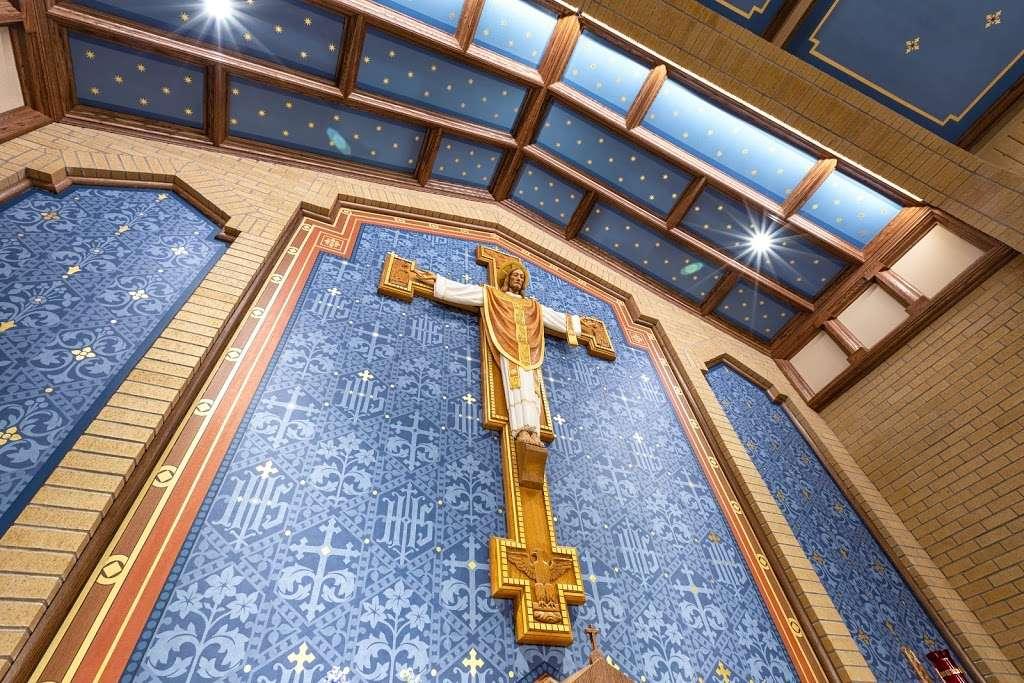 Holy Name Catholic Church - church  | Photo 3 of 10 | Address: 3290 W Milan Ave, Sheridan, CO 80110, USA | Phone: (303) 781-6093