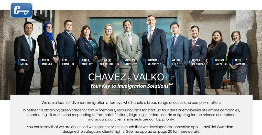 Chavez & Valko LLP - lawyer  | Photo 1 of 7 | Address: 10670 N Central Expy #300, Dallas, TX 75231, USA | Phone: (214) 251-8011