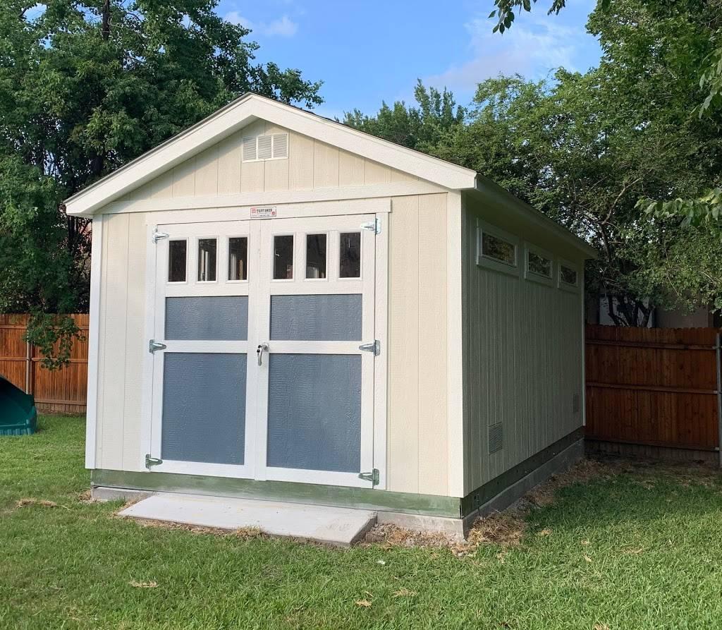 Tuff Shed - storage    Photo 1 of 10   Address: 2929 TX-360, Grand Prairie, TX 75052, USA   Phone: (972) 206-2384