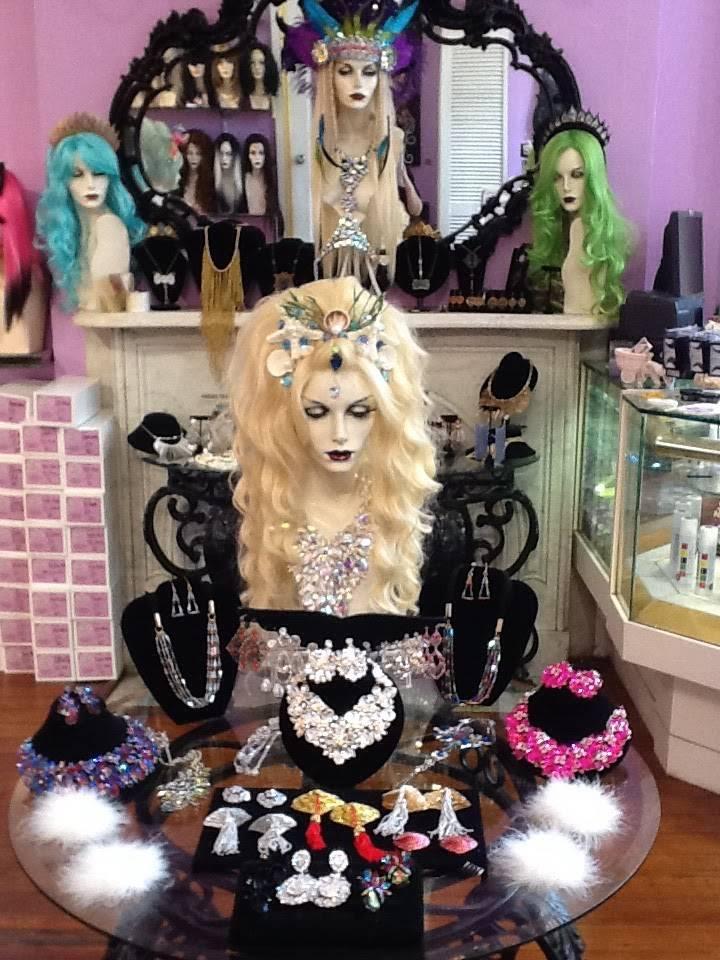 Fifi Mahonys - hair care    Photo 2 of 10   Address: 934 Royal St, New Orleans, LA 70116, USA   Phone: (504) 525-4343