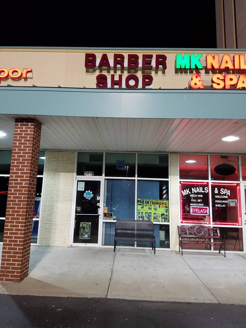 NWK Styles Barbershop - hair care  | Photo 1 of 9 | Address: 2410 E Little Creek Rd, Norfolk, VA 23518, USA | Phone: (757) 237-0405