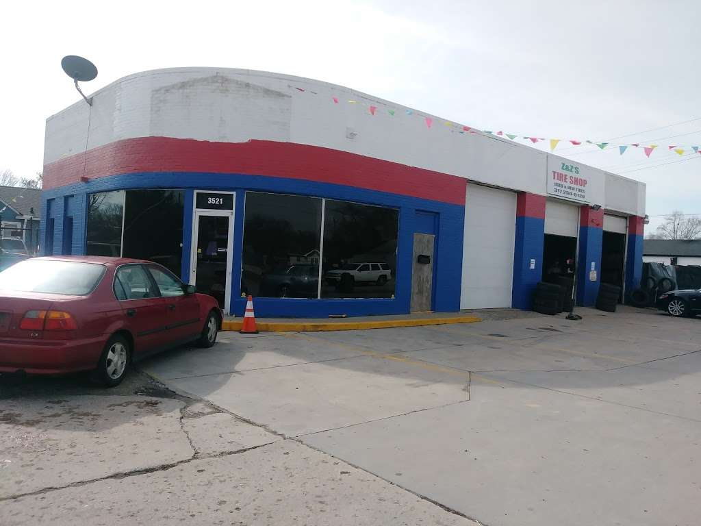 IMC Tire and Mufflers Service Inc - car repair  | Photo 4 of 10 | Address: 3521 W 16th St, Indianapolis, IN 46222, USA | Phone: (317) 426-2011