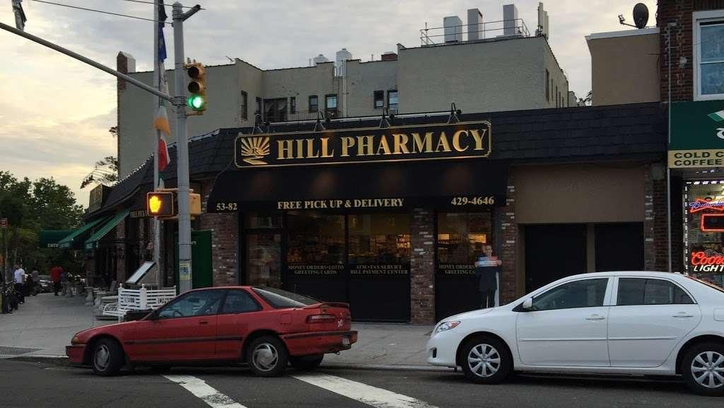 Hill Pharmacy - pharmacy  | Photo 8 of 10 | Address: 53-82 65th Pl, Maspeth, NY 11378, USA | Phone: (718) 429-4646