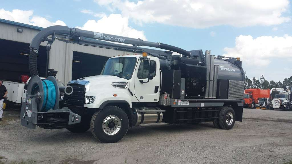 Southern Sewer Equipment Sales - store  | Photo 4 of 6 | Address: 10575 General Dr, Orlando, FL 32824, USA | Phone: (407) 601-6919
