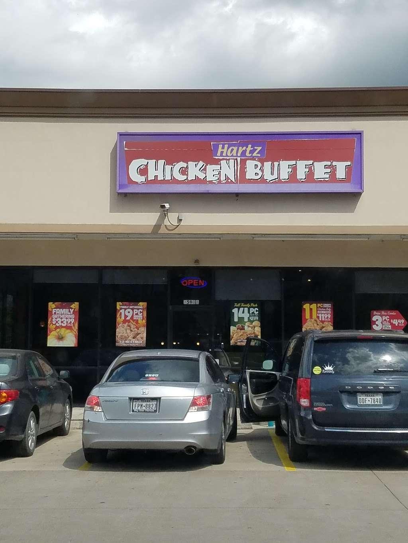 Hartz Chicken Buffet - restaurant    Photo 2 of 10   Address: 7590 N Wayside Dr, Houston, TX 77028, USA   Phone: (713) 633-8600