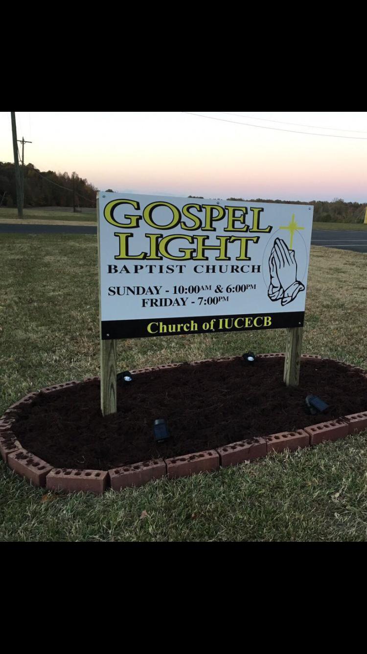 Gospel Light Baptist Church - church  | Photo 2 of 2 | Address: 12021 Flowes Store Rd, Midland, NC 28107, USA
