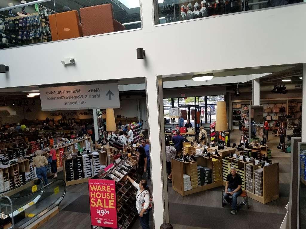 DSW Designer Shoe Warehouse - shoe store  | Photo 1 of 10 | Address: 60 State Route 17 North, Paramus, NJ 07652, USA | Phone: (201) 291-0505