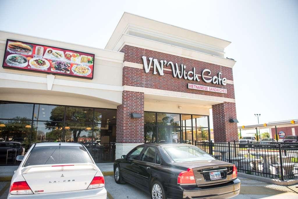 VnWich Cafe - restaurant  | Photo 3 of 10 | Address: 520 Northpark Dr suite 113, Porter, TX 77365, USA | Phone: (281) 570-6891