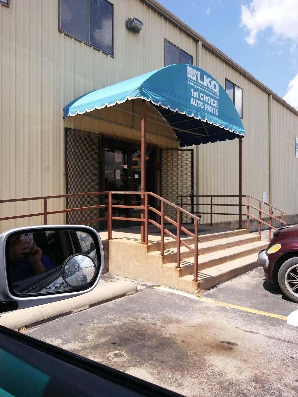 LKQ - car repair  | Photo 1 of 3 | Address: 3124 N Peoria Ave, Tulsa, OK 74106, USA | Phone: (918) 428-3835