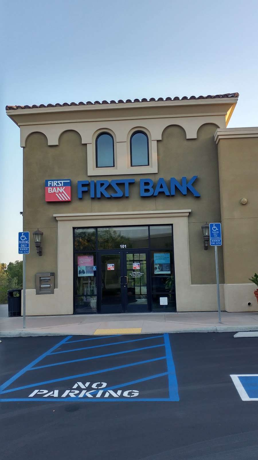 First Bank - bank  | Photo 5 of 6 | Address: 2314 Proctor Valley Rd Suite 101, Chula Vista, CA 91914, USA | Phone: (619) 656-5278