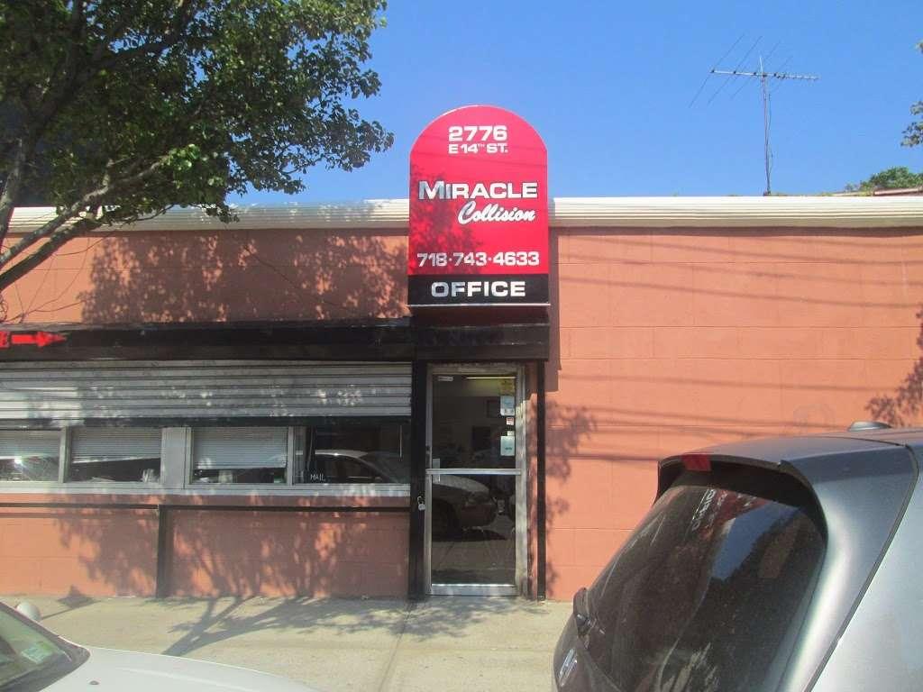 Miracle Collision - car repair  | Photo 8 of 10 | Address: 2776 E 14th St, Brooklyn, NY 11235, USA | Phone: (718) 743-4633