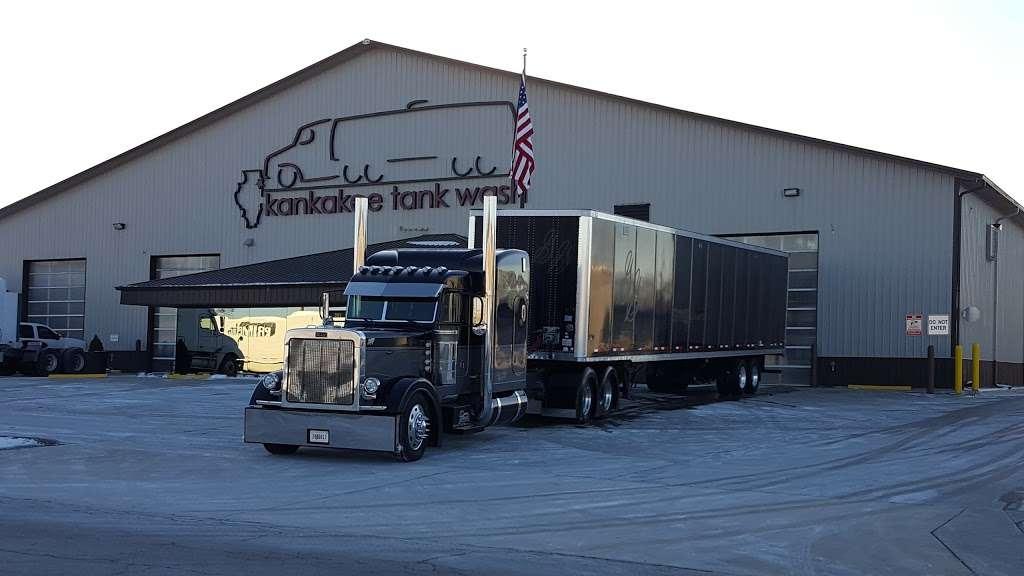 Kankakee Tank Wash, 395 Eastgate Industrial Pkwy, Kankakee, IL 60901, USA