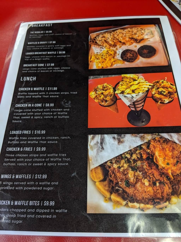 Waffle That! - restaurant  | Photo 3 of 9 | Address: 2115 M.L.K. Jr Blvd, Tulsa, OK 74106, USA | Phone: (918) 932-8081